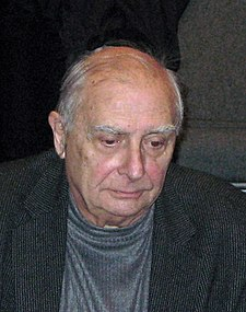 Claude Chabrol (2008)