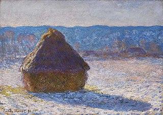 Grainstack (Snow Effect)