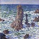 Claude Monet - Les Pyramides de Port-Coton, effet de soleil.jpg