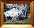 Claude monet, arrivo del treno di normandia, gare saint-lazare, 1877.jpg