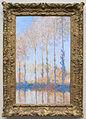 Claude monet, pioppi sulla riva del fiume epte, 1891.JPG