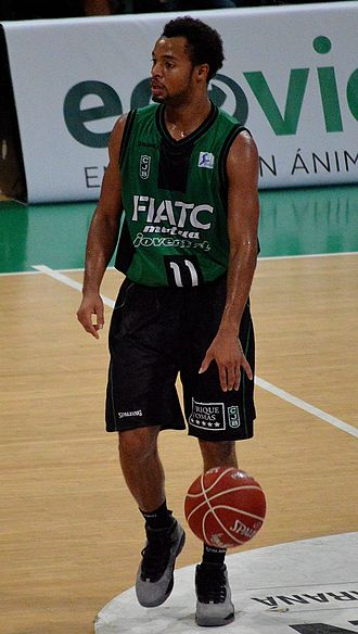 Clevin Hannah - Hannah with Joventut in 2014