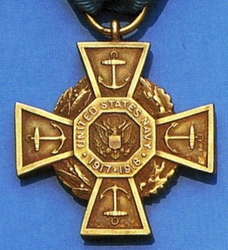 Tiffany Cross Medal of Honor - Image: Close up of the Tiffany Cross Medal of Honor