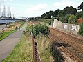 Coastal path between Dundee and Broughty Ferry - geograph.org.uk - 1639625.jpg