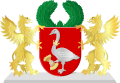 Coat of arms of Waterland.svg