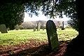 Coddington Churchyard - geograph.org.uk - 285800.jpg