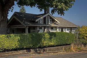 National Register of Historic Places listings in Kitsap County, Washington - Image: Coder Coleman House in Bremerton
