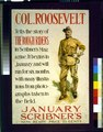 Col. Roosevelt tells the story of the Rough Riders in Scribner's Magazine ... January Scribner's - H.C. Christy. LCCN97520305.tif