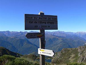 "Appy - The ""Col de l'Etang d'Appy"