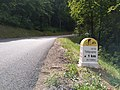 Col du Telegraphe - last signpost with data of the climb.jpg