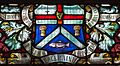 Coleraine Town Hall Memorial Window Irish Society Detail Seal of Coleraine 2014 09 13.jpg