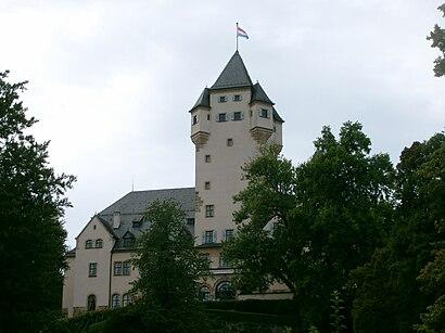 Comment aller à Colmar-Berg en transport en commun - A propos de cet endroit