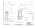 Colonel H. B. Wright House, 843-845 West Main Street, Plymouth, Luzerne County, PA HABS PA,40-PLYM,2- (sheet 7 of 9).png