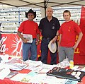 Communist Party of Australia stall.jpg