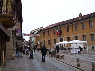 Druento,  Piedmont, Italy
