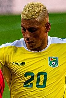 Matthew Briggs English-born Guyanese footballer