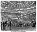 Concert vocal des orphéonistes dans la salle du Cirque-National des Champs-Elysées - Tableau de Paris - Texier 1852-1853.jpg