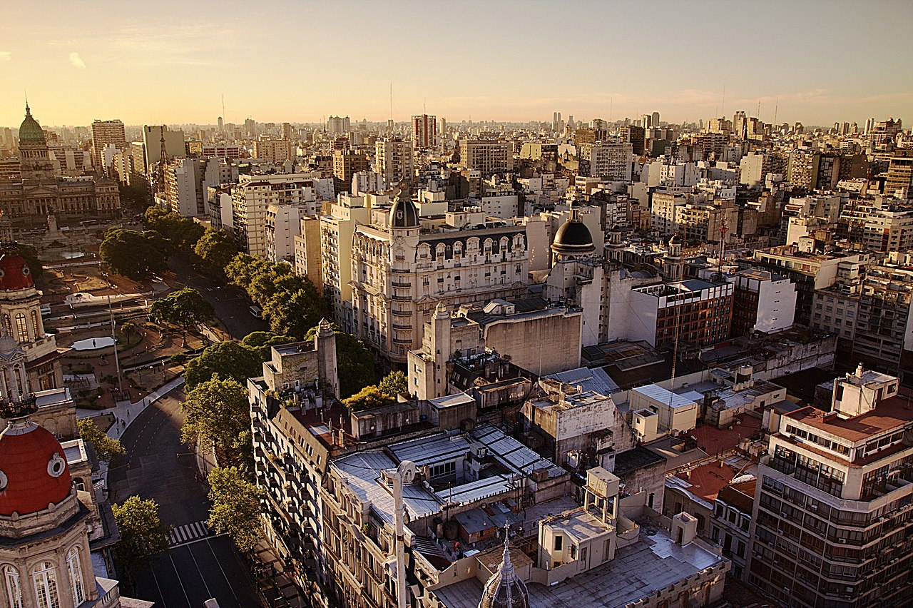 Panorama - Buenos Aires vues