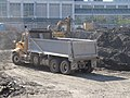 Construction equipment, NE corner of Jarvis and Queen's Quay, 2015 09 23 (9).JPG - panoramio.jpg