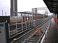 Construction work at Stratford station - geograph.org.uk - 607124.jpg