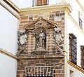 Convento de Nuestra Señora del Rosario y Santo Domingo, detalle.JPG