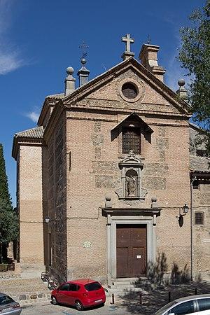 Convento de las Carmelitas Descalzas de San José, Toledo - Convento de las Carmelitas Descalzas de San José