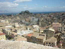 "The Venetian ""Citadel"" of Corfu City"