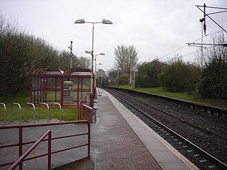 Cardonald College - Corkerhill Station