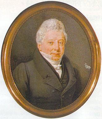 Cornelis Felix van Maanen - Cornelis Felix van Maanen ca. 1830