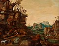 Cornelis van Dalem - Landscape with Adam and Eve - Google Art Project.jpg
