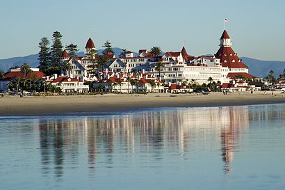 How To Get Hotel Del Coronado With Public Transit About The Place
