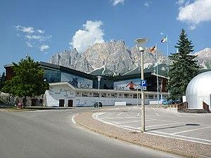 Stadio Olimpico Del Ghiaccio - Olympic Ice Stadium in 2013