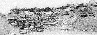 Corumbá - Corumbá, 1916