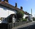 Cottages, Stock Lane, Ingatestone, Essex - geograph.org.uk - 59117.jpg