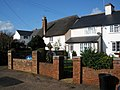 Cottages in Frogmore Road, East Budleigh - geograph.org.uk - 1019447.jpg
