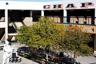 Chaparral High School (Paradise, Nevada) Public high school in Las Vegas, Nevada, United States