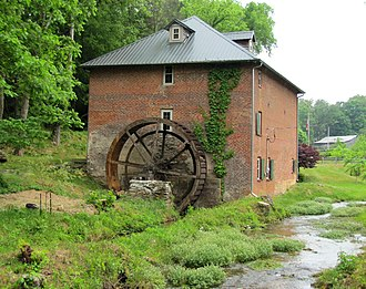 National Register of Historic Places listings in Jefferson County, Tennessee - Image: Cox Mill Jefferson County tn 1