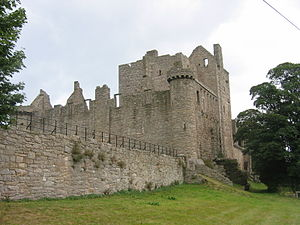 Craigmillar - Craigmillar Castle