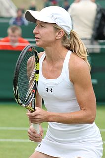 Jill Craybas American tennis player