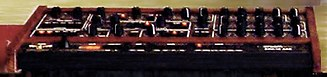 Sequential Circuits Prophet-5 - Image: Creamware Pro 12 ASB (lowres)