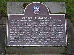 Crescent gardens (harrogate)