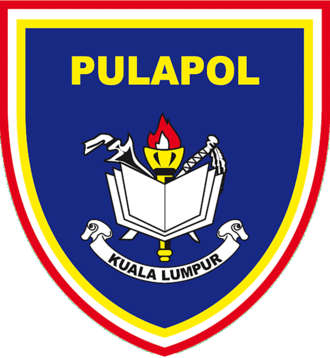 PULAPOL - Seal of the Police Training Centre of Malaysia