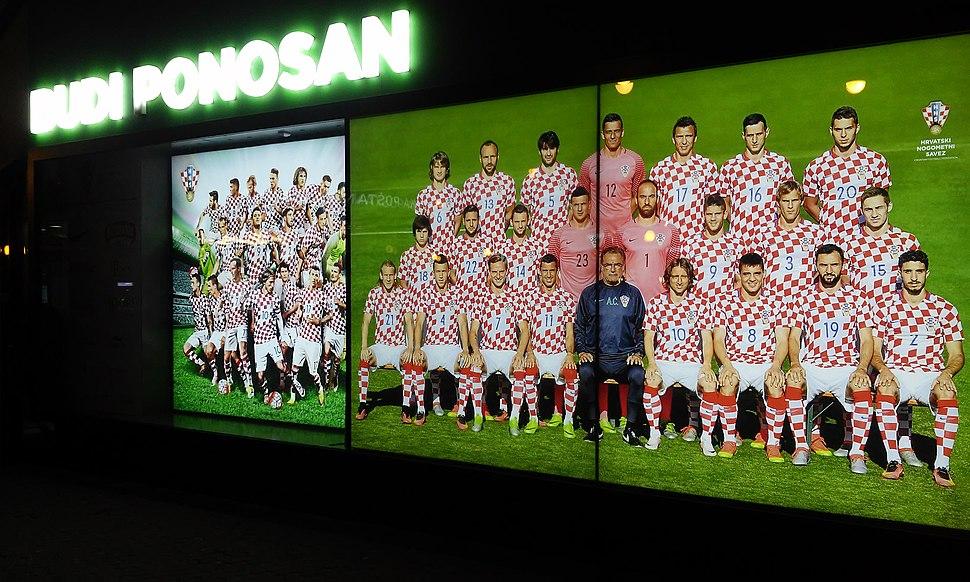 Croatia at the Euro 2016