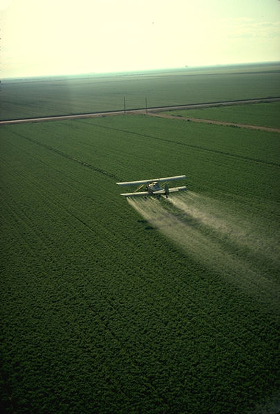 File:Cropduster spraying pesticides (edited).jpg