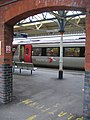 Cross country service - platform 4 - geograph.org.uk - 1046221.jpg