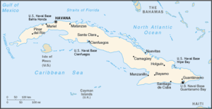 Cuban–American Treaty of Relations (1903) - Image: Cuba US aims
