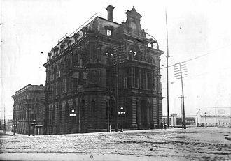 Dominion Public Building - Image: Customs House, Front and Yonge streets 2