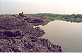 Cut And Fill Excavation - Science City Site - Calcutta 1994-01-29 424.JPG