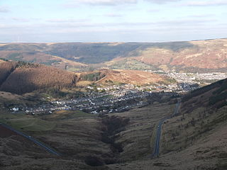 South Wales Valleys Group of industrialised peri-urban valleys in South Wales