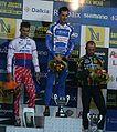 Cyclocross Roubaix 2009 podium M.jpg